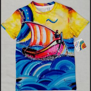 T-Shirt: Sinbad, the legend of the seven seas
