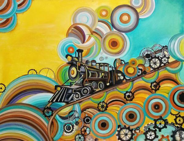 """Time Train"""