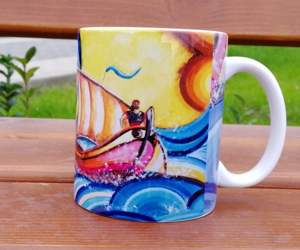 "Керамична чаша ""My Art for Kids"" Ceramic Mug ""My Art for Kids"""
