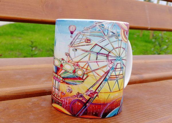 "Керамична чаша ""My Art for Kids"" Ceramic Mug ""My Art for Kids"""