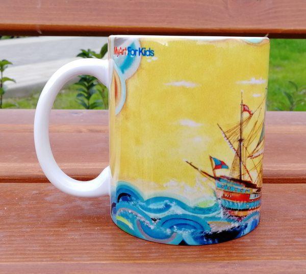 "Mug ""Sailors"""