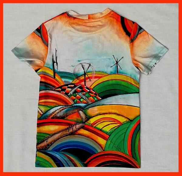 Il Camino de Santiago - Windmills