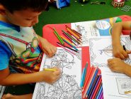 Let's Color together and share the joy of coloring with those we love the most!