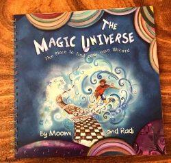 """The Magic Universe"" by Mariette Hathor"