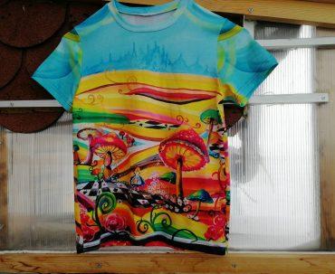 Unique Sport T-shirts for Kids!