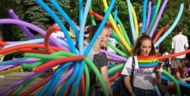 Pictures from Sofia Pride 2019