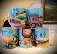 Mom's mugs / Чашите на МАМА