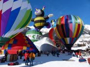 International Hot Air Balloon Week