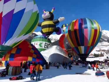 International Hot Air Balloon Week